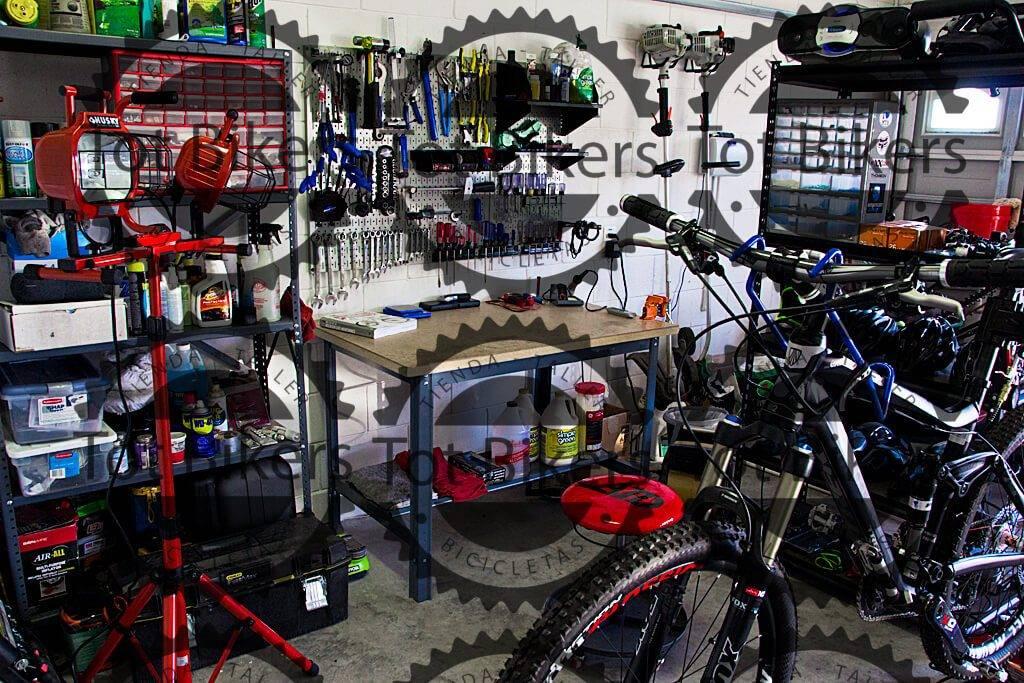 Reparación bicicletas Valencia - Tot Bikers Valencia