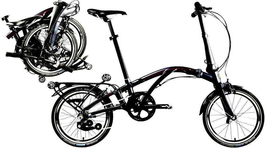 Bicicletas plegables Valencia - Tienda de bicicletas en Valencia