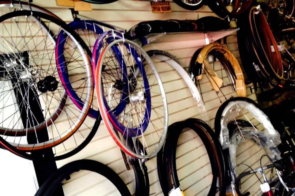 Taller bicicletas Valencia - Reparación y mantenimiento de bicicletas
