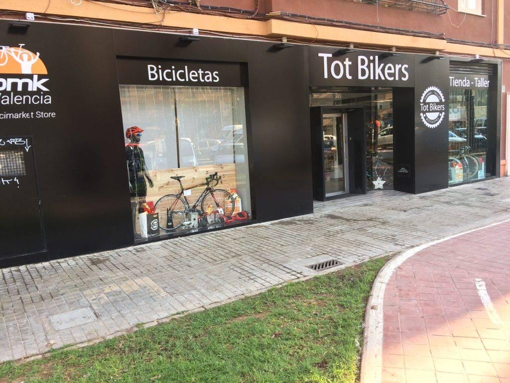 Bicimarket en Valencia - Tot bikers