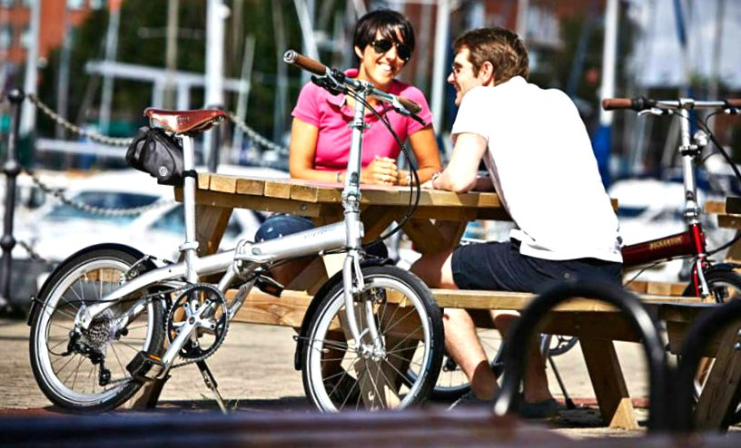 Venta de bicicletas plegables Valencia - Tienda de bicicletas en Valencia