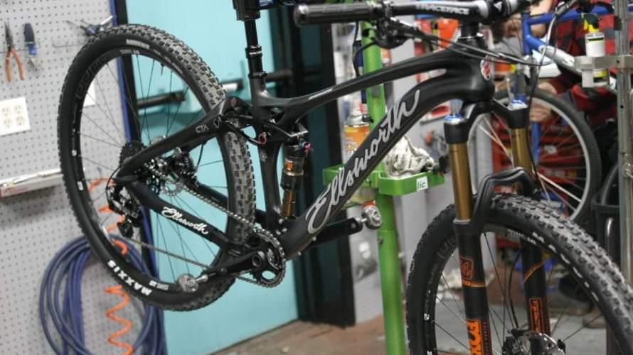Disponemos de un taller de bicicletas en Valencia