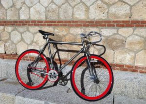 Venta de bicicletas fixie Valencia